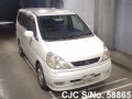 2000 Nissan / Serena Stock No. 58865