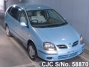 2001 Nissan / Tino V10