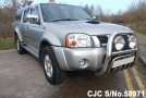 2004 Nissan / Navara Stock No. 58971