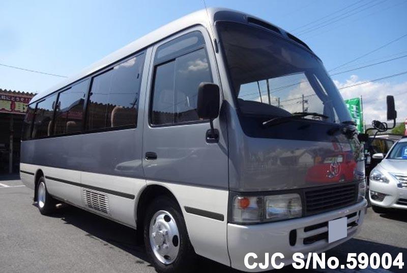 1994 Toyota / Coaster Stock No. 59004