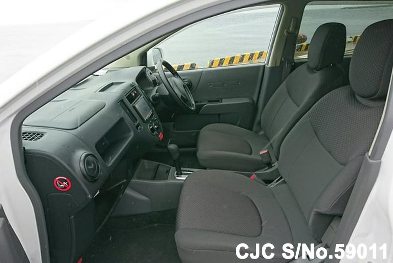 2014 Mitsubishi / Lancer Van Stock No. 59011