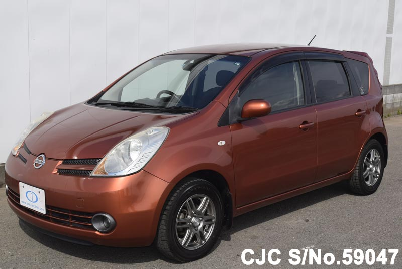 2007 Nissan / Note Stock No. 59047
