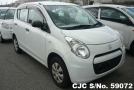 2013 Suzuki / Alto Stock No. 59072