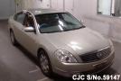 2007 Nissan / Teana Stock No. 59147