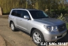 2011 Toyota / Land Cruiser