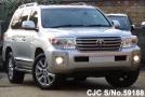 2012 Toyota / Land Cruiser Stock No. 59188