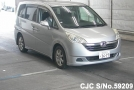 2007 Honda / Step Wagon Stock No. 59209