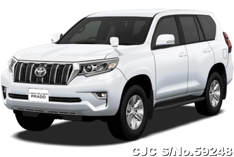 2018 Toyota / Land Cruiser Prado Stock No. 59248
