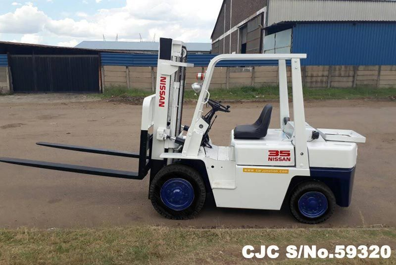 Nissan / Forklift Stock No. 59320