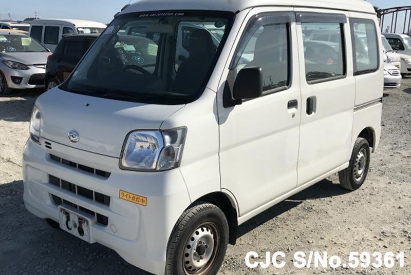 2012 Daihatsu / Hijet Van Stock No. 59361
