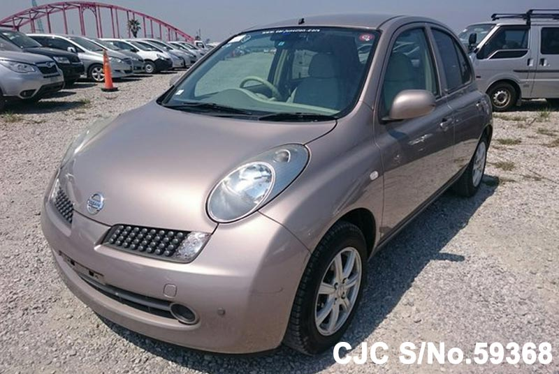 2007 Nissan / March Stock No. 59368