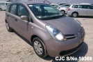 2007 Nissan / Note Stock No. 59369