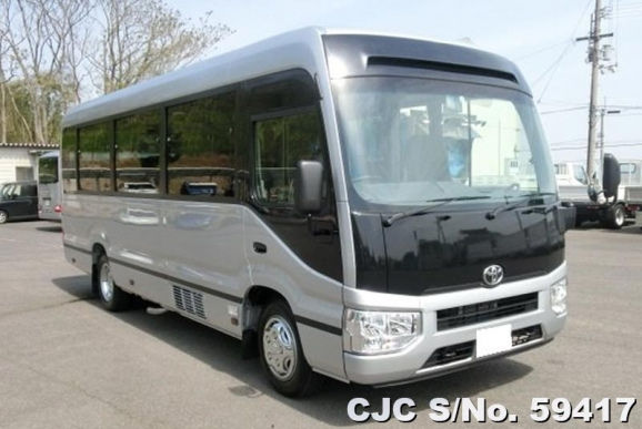 Junction Auto Sales >> Brand New 2017 Toyota Coaster Bus for sale | Stock No ...