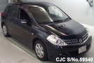 2008 Nissan / Tiida Stock No. 59540