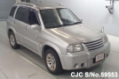 2003 Suzuki / Escudo Stock No. 59550