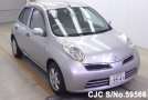 2007 Nissan / March Stock No. 59566