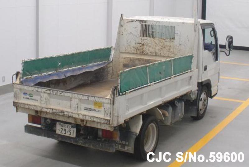 2008 isuzu elf truck for sale stock no 59600 japanese for 59600