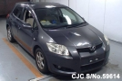 2008 Toyota / Auris Stock No. 59614