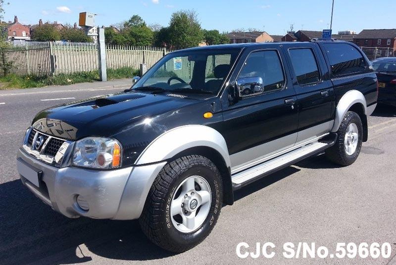 2004 nissan navara truck for sale stock no 59660 japanese used cars exporter. Black Bedroom Furniture Sets. Home Design Ideas