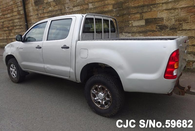 2010 toyota hilux truck for sale stock no 59682 japanese used cars exporter. Black Bedroom Furniture Sets. Home Design Ideas