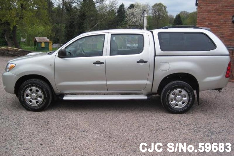 Used 2011 Toyota Hilux Vigo For Sale In Japan
