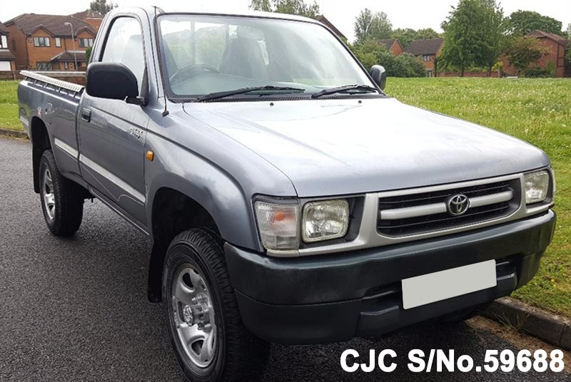 1998 toyota hilux truck for sale stock no 59688 japanese used cars exporter. Black Bedroom Furniture Sets. Home Design Ideas