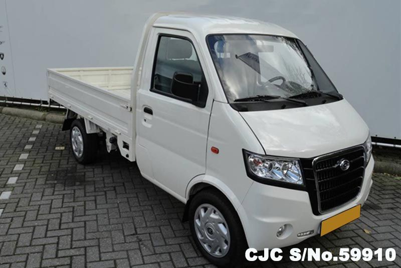 2015 Left Hand Suzuki Carry White for sale | Stock No  59910