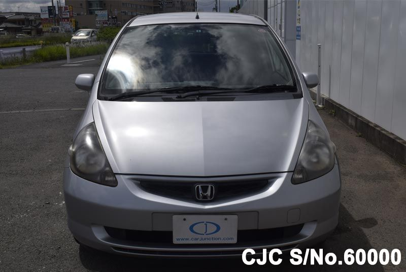2002 Honda / Fit/Jazz Stock No. 60000