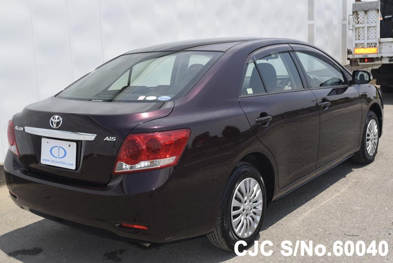 2011 Toyota / Allion Stock No. 60040