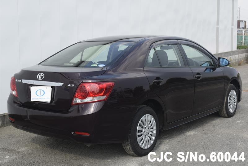 2015 Toyota / Allion Stock No. 60044