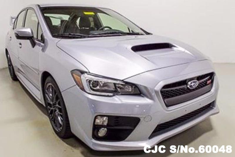 brand new 2017 left hand subaru wrx sti crystal white pearl for sale stock no 60048 left. Black Bedroom Furniture Sets. Home Design Ideas