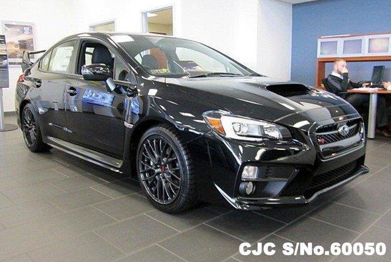 2017 left hand subaru wrx sti crystal black pearl for sale stock no 60050 left hand used. Black Bedroom Furniture Sets. Home Design Ideas