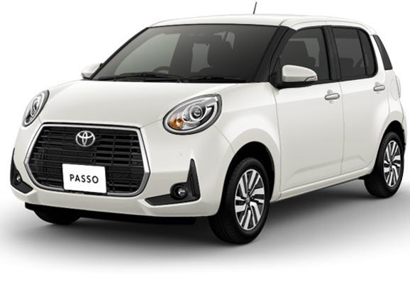Brand New Toyota Passo Moda for Sale | Japanese Cars Exporter