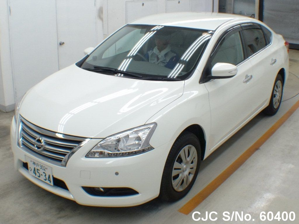 Junction Auto Sales >> 2013 Nissan Bluebird Sylphy White for sale | Stock No ...