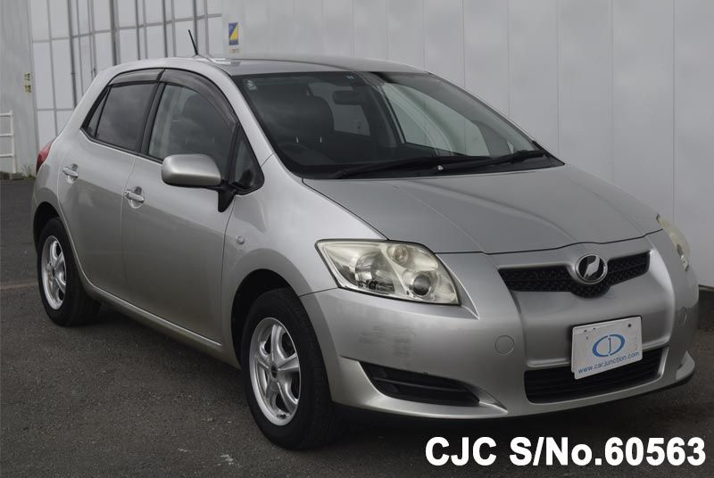 2007 Toyota / Auris Stock No. 60563