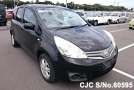 2008 Nissan / Note Stock No. 60595
