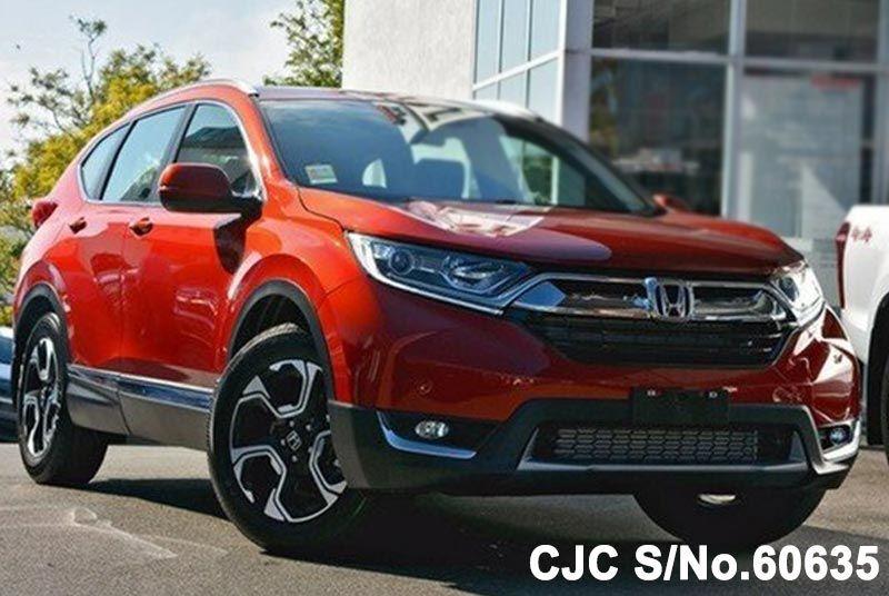 Brand New 2018 Honda CRV Red for sale | Stock No. 60635 ...
