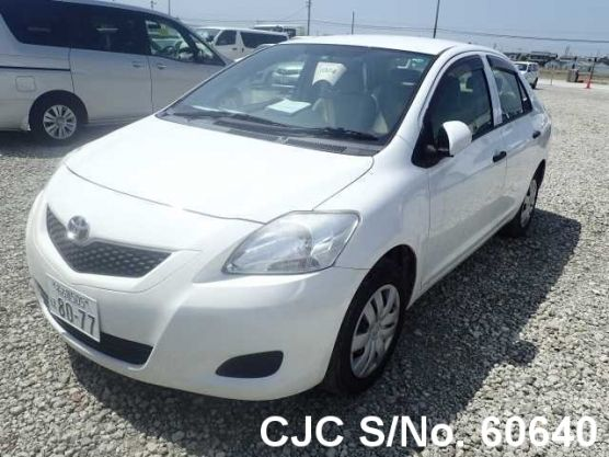 2012 Toyota / Belta Stock No. 60640