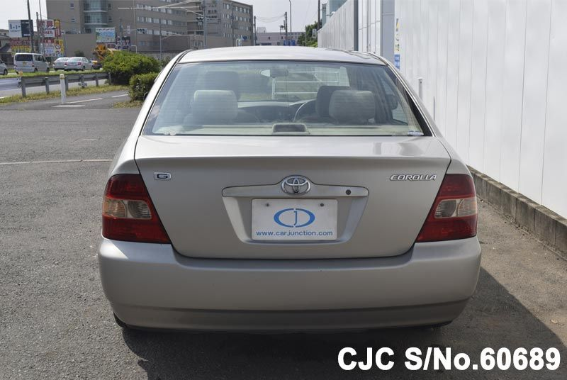 2001 Toyota / Corolla Stock No. 60689