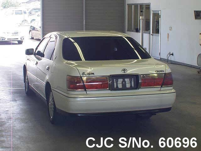 2000 Toyota / Crown Stock No. 60696