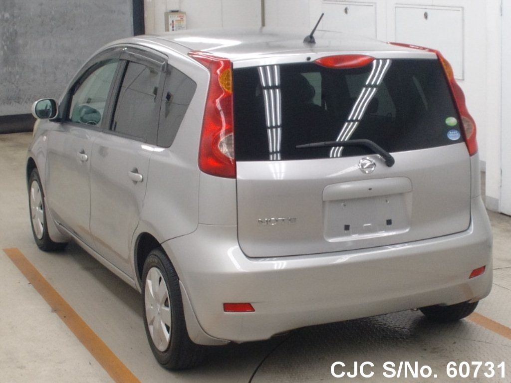 2008 Nissan / Note Stock No. 60731
