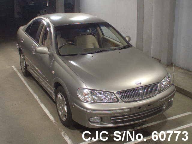 2002 Nissan / Bluebird Sylphy Stock No. 60773