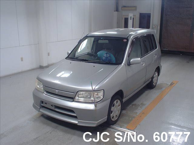 2002 Nissan / Cube Stock No. 60777