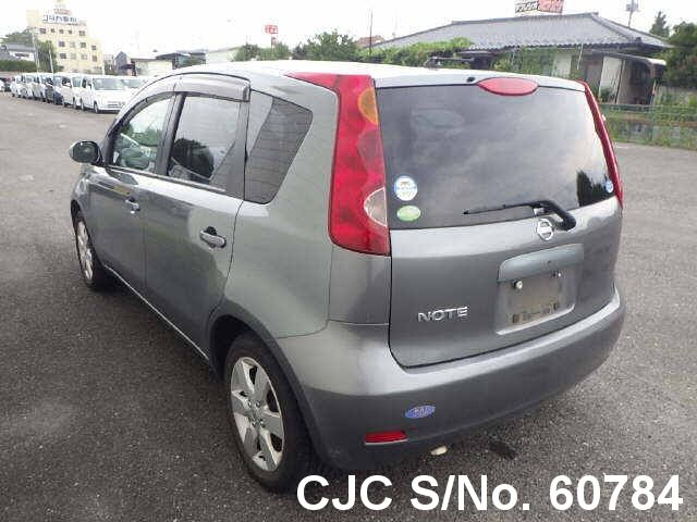 2006 Nissan / Note Stock No. 60784