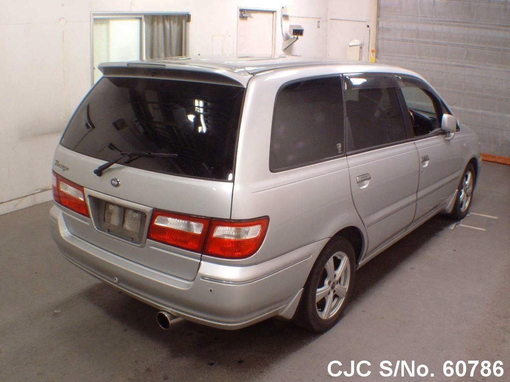 1998 Nissan / Presage Stock No. 60786