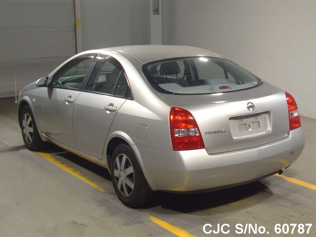 2001 Nissan / Primera Stock No. 60787