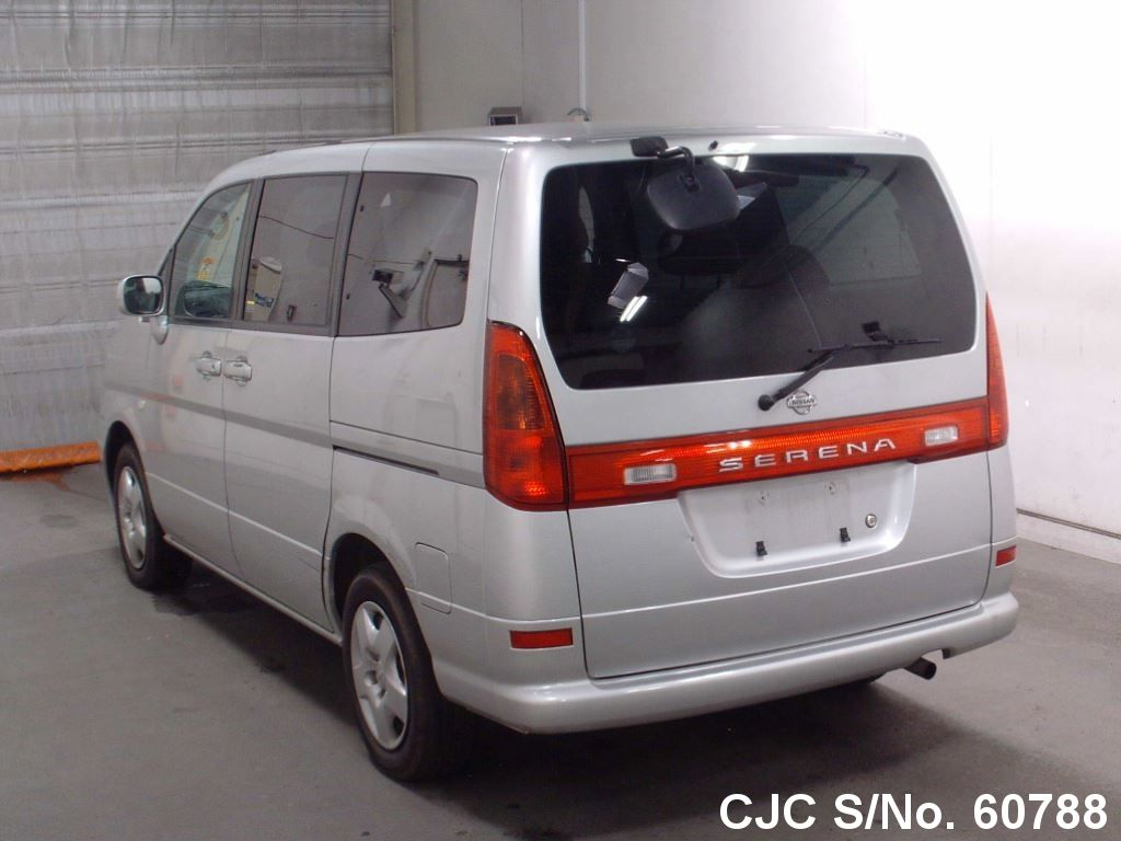 2000 Nissan / Serena Stock No. 60788