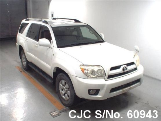 2005 Toyota / Hilux Surf/ 4Runner Stock No. 60943