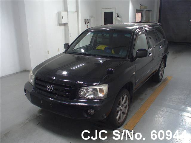 2005 Toyota / Kluger Stock No. 60944