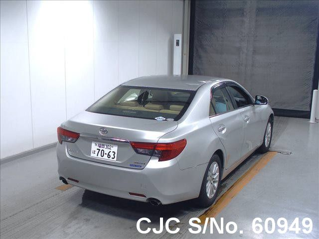 2012 Toyota / Mark X Stock No. 60949